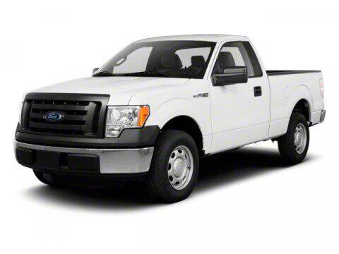 2011 Ford F-150 for sale at BEAMAN TOYOTA GMC BUICK in Nashville TN