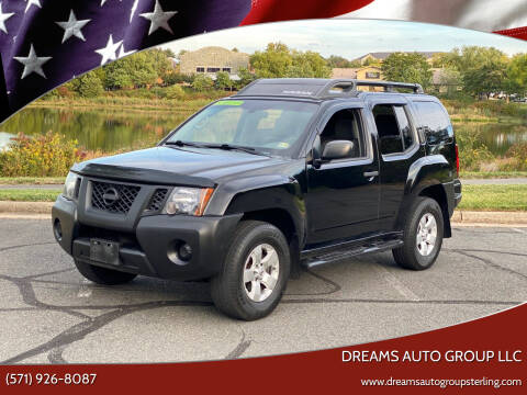 2013 Nissan Xterra for sale at Dreams Auto Group LLC in Sterling VA