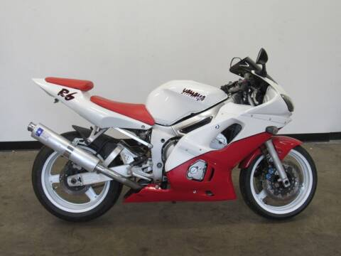 2001 Yamaha YZF-R6 for sale at Pristine Auto Sales in Monroe NC