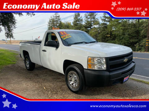 2011 Chevrolet Silverado 1500 for sale at Economy Auto Sale in Modesto CA