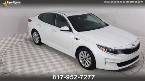 2018 Kia Optima for sale at Excellence Auto Direct in Euless TX