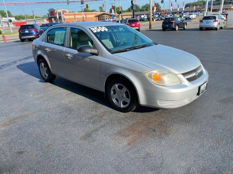 2006 Chevrolet Cobalt LS 4dr Sedan w/ Front and Rear Head Airbags - Canton OH