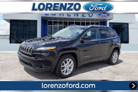 2015 Jeep Cherokee for sale at Lorenzo Ford in Homestead FL