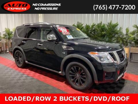 2017 Nissan Armada for sale at Auto Express in Lafayette IN