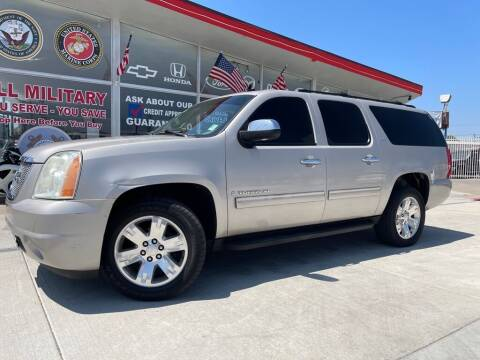 2009 GMC Yukon XL for sale at VR Automobiles in National City CA