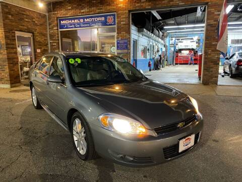 2009 Chevrolet Impala for sale at Michaels Motor Sales INC in Lawrence MA