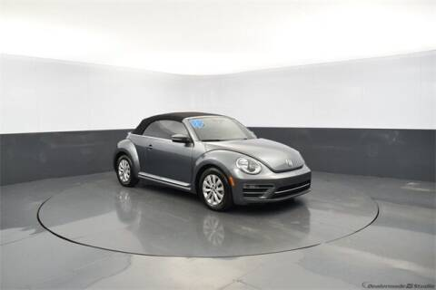 2018 Volkswagen Beetle Convertible for sale at Tim Short Auto Mall in Corbin KY