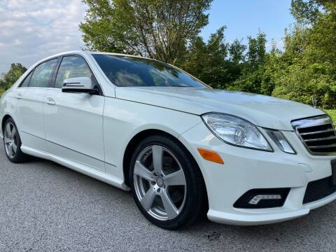 2011 Mercedes-Benz E-Class for sale at Ace Motors in Saint Charles MO