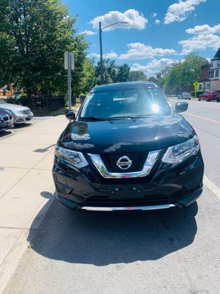 2017 Nissan Rogue for sale at Hartford Auto Center in Hartford CT