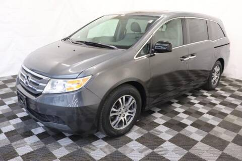 2013 Honda Odyssey for sale at AH Ride & Pride Auto Group in Akron OH