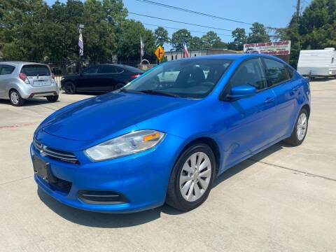 2015 Dodge Dart for sale at Auto Land Of Texas in Cypress TX