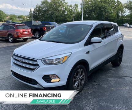 2017 Ford Escape for sale at Eastclusive Motors LLC in Hasbrouck Heights NJ