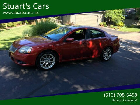 2012 Mitsubishi Galant for sale at Stuart's Cars in Cincinnati OH