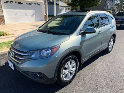 2012 Honda CR-V for sale at Jordan Auto Group in Paterson NJ