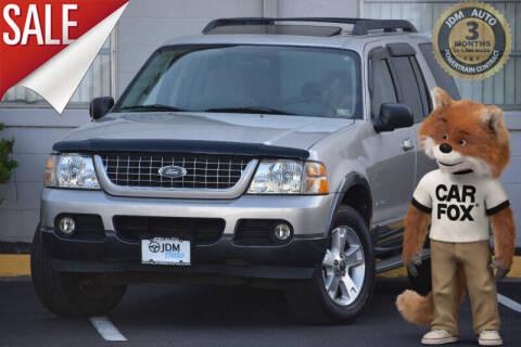 2005 Ford Explorer for sale at JDM Auto in Fredericksburg VA