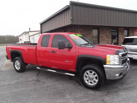 2011 Chevrolet Silverado 3500HD for sale at Dietsch Sales & Svc Inc in Edgerton OH