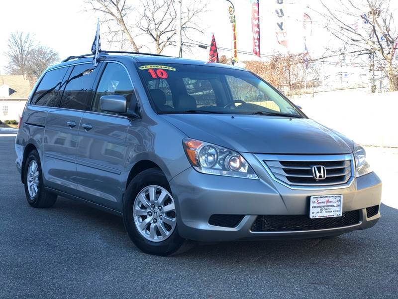 2010 Honda Odyssey for sale at Speedway Motors in Paterson NJ