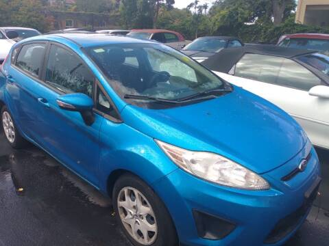 2013 Ford Fiesta for sale at LAND & SEA BROKERS INC in Pompano Beach FL