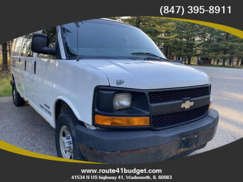2003 Chevrolet Express Cargo for sale at Route 41 Budget Auto in Wadsworth IL
