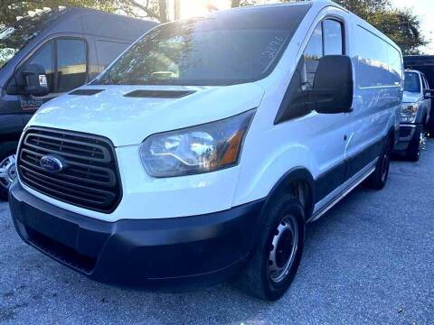 2015 Ford Transit Cargo for sale at EZ Own Car Sales of Miami in Miami FL