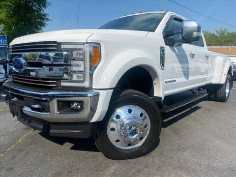 2017 Ford F-450 Super Duty for sale at iDeal Auto in Raleigh NC