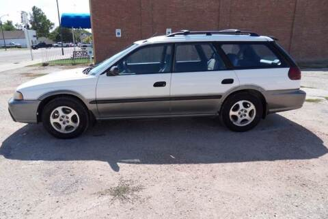 1997 Subaru Legacy for sale at Paris Fisher Auto Sales Inc. in Chadron NE