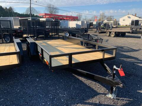 2021 MCT 7x16 Landscape for sale at Smart Choice 61 Trailers in Shoemakersville PA