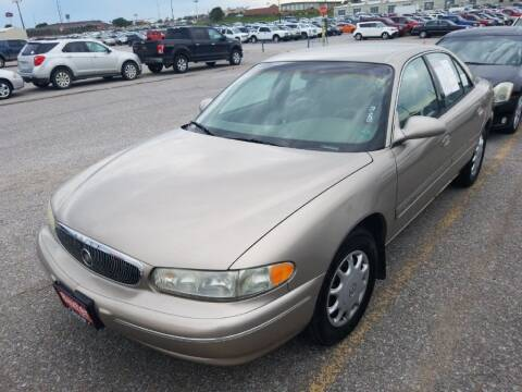 2001 Buick Century for sale at Cars Now KC in Kansas City MO
