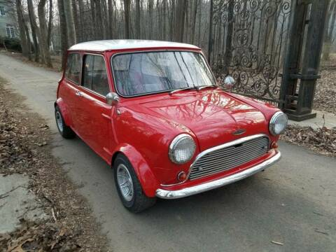 1967 Austin Mini Cooper for sale at NJ Enterprises in Indianapolis IN