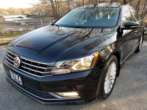 2016 Volkswagen Passat for sale at Ultra Auto Center in North Attleboro MA