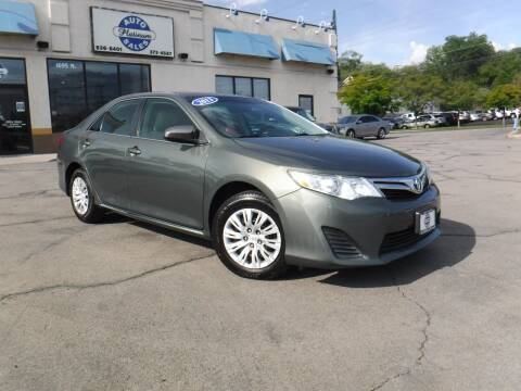 2013 Toyota Camry for sale at Platinum Auto Sales in Provo UT