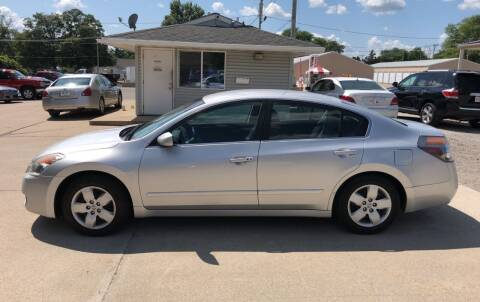 2008 Nissan Altima for sale at 6th Street Auto Sales in Marshalltown IA