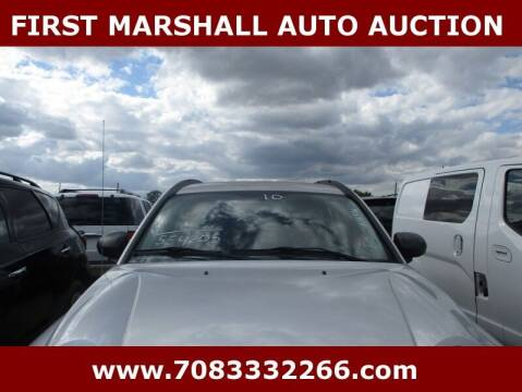 2010 Jeep Compass for sale at First Marshall Auto Auction in Harvey IL