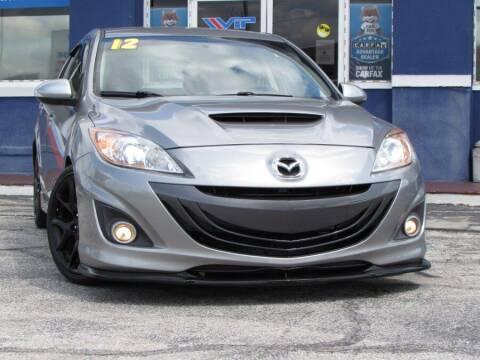 2012 Mazda MAZDASPEED3 for sale at VIP AUTO ENTERPRISE INC. in Orlando FL