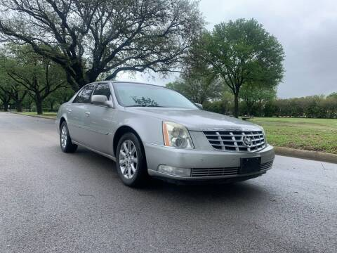 2008 Cadillac DTS for sale at 210 Auto Center in San Antonio TX