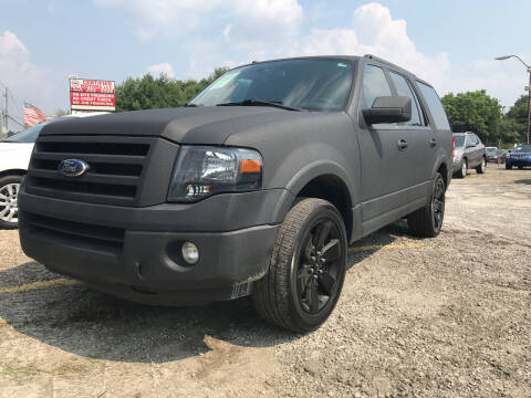 2012 Ford Expedition for sale at Certified Motors LLC in Mableton GA