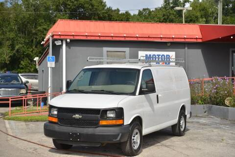 2012 Chevrolet Express Cargo for sale at Motor Car Concepts II - Kirkman Location in Orlando FL