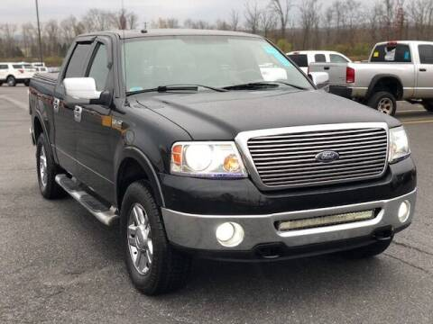 2008 Ford F-150 for sale at MOUNT EDEN MOTORS INC in Bronx NY
