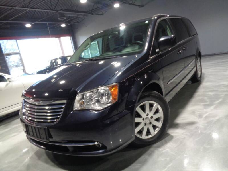 2014 Chrysler Town and Country for sale at Auto Experts in Shelby Township MI