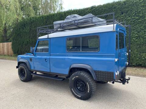 1992 Land Rover 110 DEFENDER TD for sale at Monroe Auto Sales Inc in Wilmington NC
