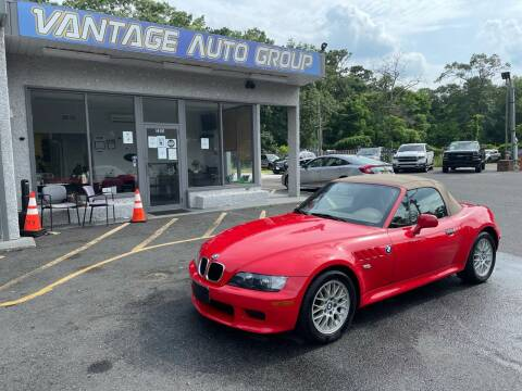 2000 BMW Z3 for sale at Vantage Auto Group in Brick NJ