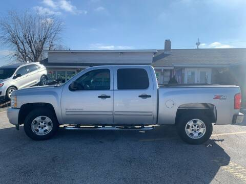 2011 Chevrolet Silverado 1500 for sale at Revolution Motors LLC in Wentzville MO