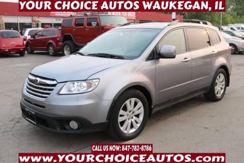 2009 Subaru Tribeca for sale at Your Choice Autos - Waukegan in Waukegan IL