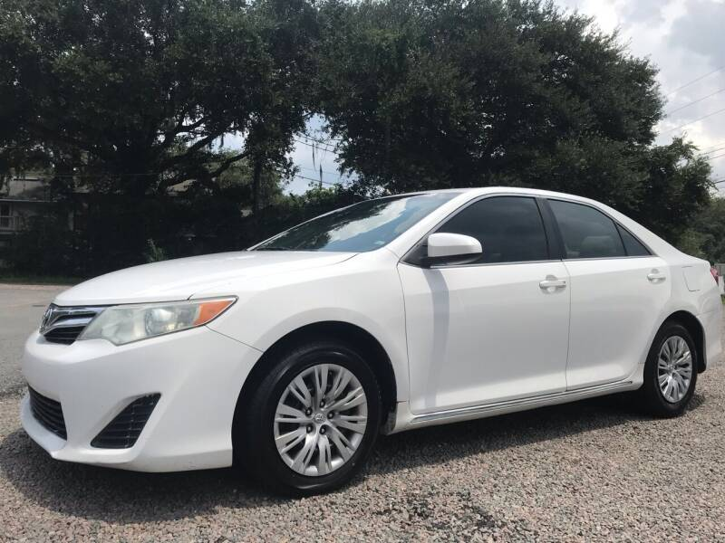 2013 Toyota Camry for sale at #1 Auto Liquidators in Yulee FL