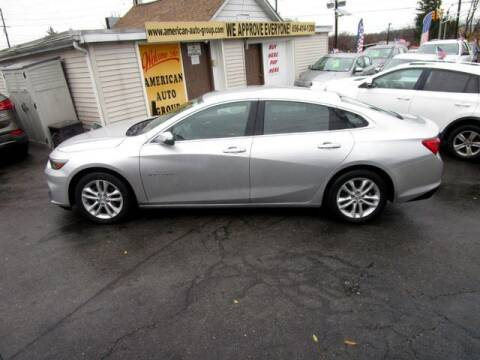 2018 Chevrolet Malibu for sale at American Auto Group Now in Maple Shade NJ