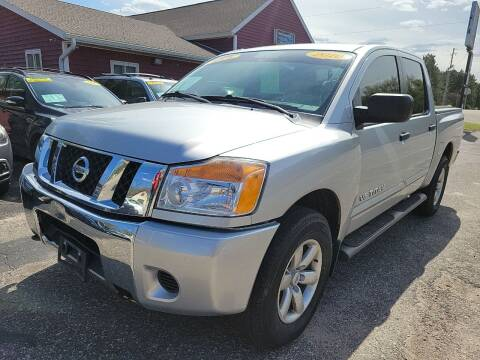2010 Nissan Titan for sale at Hwy 13 Motors in Wisconsin Dells WI