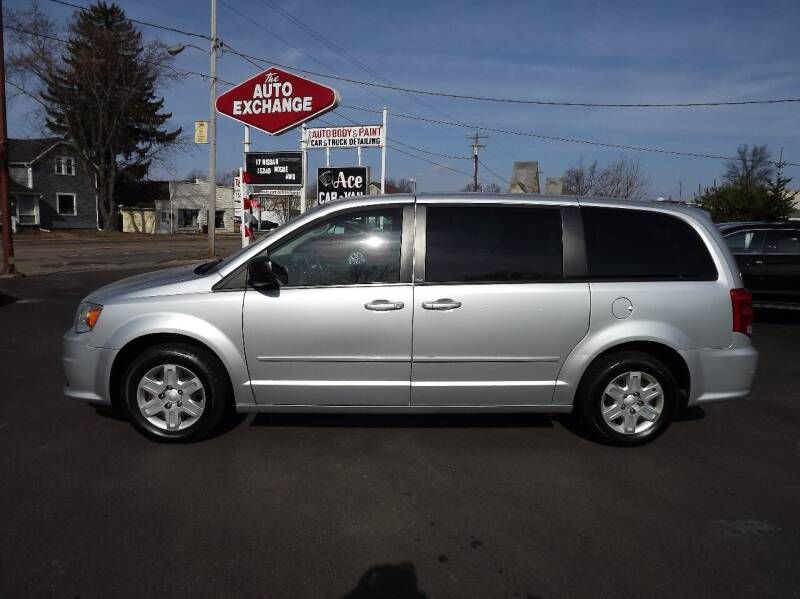 2012 Dodge Grand Caravan for sale at The Auto Exchange in Stevens Point WI