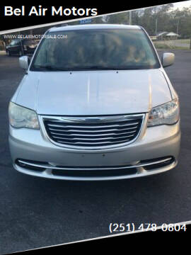 2012 Chrysler Town and Country for sale at Bel Air Motors in Mobile AL