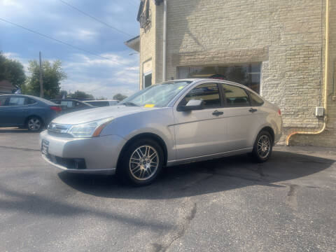 2010 Ford Focus for sale at Strong Automotive in Watertown WI