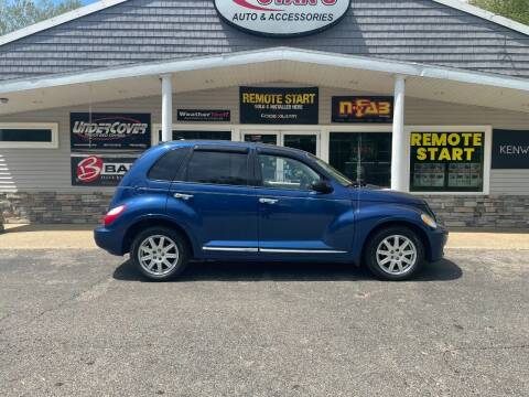 2010 Chrysler PT Cruiser for sale at Stans Auto Sales in Wayland MI